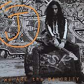 We Are the Majority by J. (CD, Jan-1993, A&M (USA))
