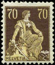 Switzerland Scott #141 Mint