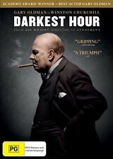 DARKEST HOUR : NEW DVD