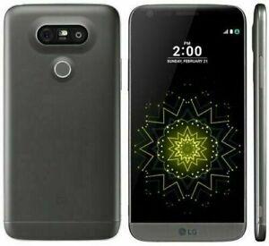 UNLOCKED LG G5 VS987 32GB 4G LTE Smart Phone / AT&T T-Mobile Metro Mint Ultra
