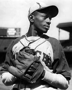 Satchel Paige - Negro League, 8x10 B&W Photo