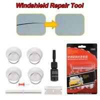 8*Cracked Glass Repair Kit Windshield DIY Car Window Phone Screen Repair Utensil