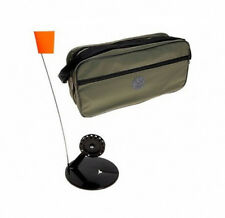 Tip Up Ice Fishing 10pcs with textile case