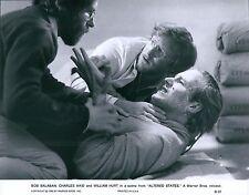 Bob Balaban, Charles Haid & William Hurt Altered States Glossy 8x10 Movie Photo