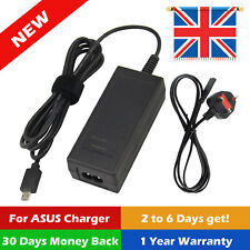 Power Charger ASUS C201 11.6 Chromebook C201P Flip C100 C100P C100PA O