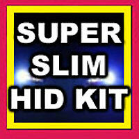 Slim HID Hi/Low Xenon Conversion Kit 5K H4 5000K 8K