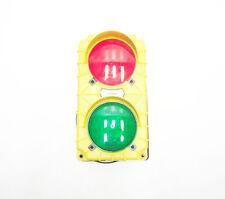 NEW TRUCK-LITE SG17-115RG POWERAMP STOP & GO DOCK TRAFFIC CONTROL LIGHT 115V AC