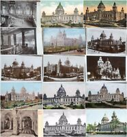 City Hall Belfast County Antrim Northern Ireland Postcard Early 20th Century.