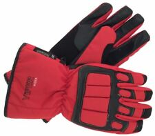 Viper Vector Max Waterproof Touring Scooter / Motorcycle Gloves - Red A071blackredm M