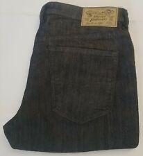 Original JEAN DIESEL Homme SAFADO Straight Fit Noir W38 L34 New