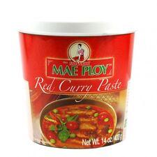 MAE stratagème ROUGE Pâte de Curry 400 g