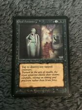 Royal Assassin BETA - LP - Magic the Gathering
