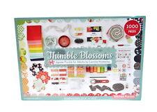 Thimble Blossoms Jigsaw Puzzle 1000 Piece