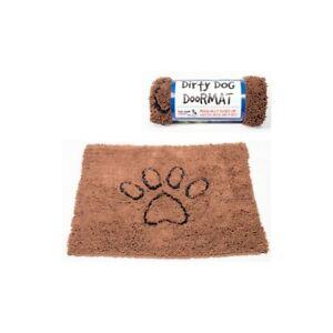 tappeto per cani dirty dog gone smart taglia M color marrone