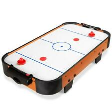 New listing Air Hockey Arcade Table 40 Inch W/ 2 Pucks Strikers Smooth Frictionless Surface