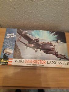Revell model kit Lancaster Bomber Boxed