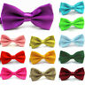 Classic Fashion Novelty Mens Adjustable Tuxedo Bowtie Wedding Bow Tie Necktie AU