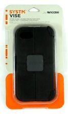 Incase SY10026 Vise iphone SE, 5/5s Case/Belt Clip, Black/Asphalt, triple layer