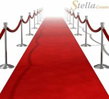 Red Carpet - Durable Fabric Roll (4.5m )