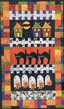 TRICK AND TREATS EMBROIDERY MACHINE PATTERN, By Smith Street Designs NEW