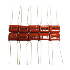 Pack of 10 CBB 223K 630V CL21 0.022UF 22NF P10 Metallized Film Capacitor
