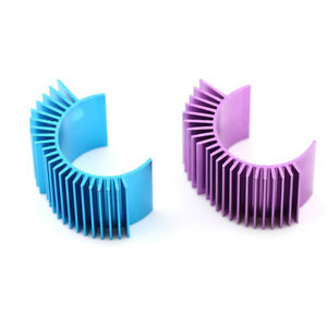 Motor Cooling Heat Sink Top Vented 540 545 550 Size For 1/10 RC CarB W8