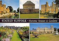 B87478 stately suffolk historic houses and gardens    uk
