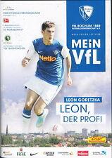 Clubs-2.-Bundesliga Fußball-Fan-/stadionmagazinen aus VfL Bochum ,nicht Signiert