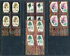British Honduras 230-233, MNH 1969, Trees 4v  x27542