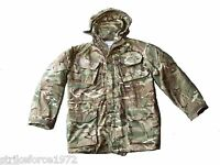 NEW - Army Issue PCS MTP Multicam Windproof Hooded Combat Smock - Size 180/96