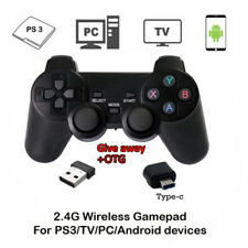 2 Pcs Wireless Bluetooth Game Remote Controller Pad For Sony PS3 PlayStation 3