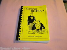 Second Helpings Community Cookbook Southeast Enterprises Jackson County Missouri