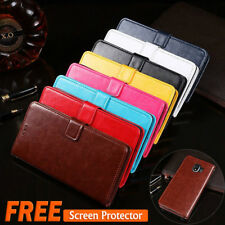 For Oppo AX5 R15 R17 Pro R9S R11S Plus Leather Wallet Shockproof Flip Case Cover