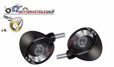 KELLERMANN Blinker Bullet 1000 PL LED Schwarz  ( 2 Stück ) mit Positionslicht