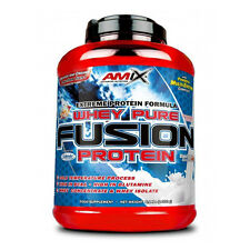 WHEY PURE FUSION 2,3 KG SABOR CHOCOLATE PROTEINAS AMIX NUTRITION