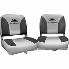 Seamanship BS-86202-GC-40 Folding Boat Seat - 2 Set