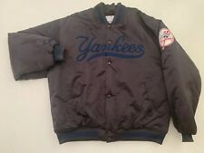 Majestic NY Yankees Satin Bomber Jacket Men's XL