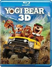 Yogi Bear 3d 0883929176823 With Greg Johnson Blu-ray 3d Region a