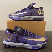 Nike KD 6 'BHM' Size 10 Kyrie Og Jordan Retro Dunk Sb Air Force Max High Mid Low