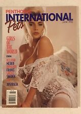 Penthouse International Pets Adult Magazine Factory Sealed June 1995 Sex Porn