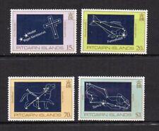 PITCAIRN ISLANDS 1984 Y&T N°244 à 247 4 timbres neufs trace de charnière /T3821