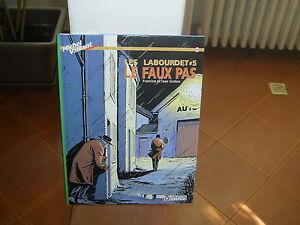PALMARES INEDIT TOME 10 LES LABOURDET 5  LE FAUX PAS