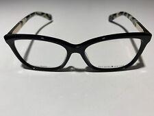 NEW Kate Spade KS Kariann Eyeglasses 0ANW Black Gold 100% AUTHENTIC