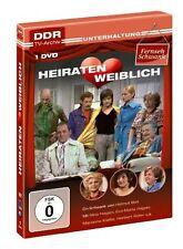 DVD *  HEIRATEN WEIBLICH - Marianne Kiefer - Nina Hagen # NEU OVP -