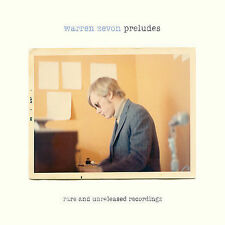 Preludes by Warren Zevon (CD, May-2007, New West (Record Label))