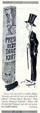 Pressa Köln Dauerkarten Historische Reklame 1927
