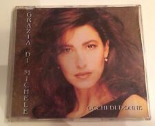 """GRAZIA DI MICHELE """"OCCHI DI DONNE"""" RARO CDs PROMO - ROSSANA CASALE IRENE FARGO"""