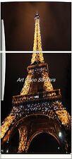 Sticker frigo Tour Eiffel 70x170cm réf 523