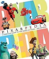 Pixarpedia, DK Publishing, Very Good Book