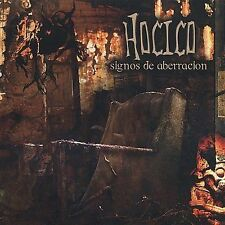 HOCICO - SIGNO DE ABERRACION [PA] (NEW CD)